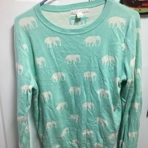 Elephant Sweater🐘